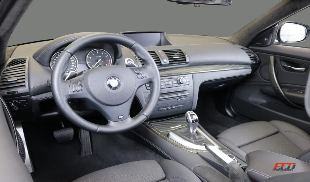 BMW E81 noble interior